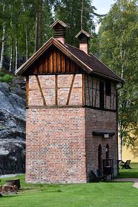Blaafarveværket  14/09/2018   --- Foto: Jonny Isaksen