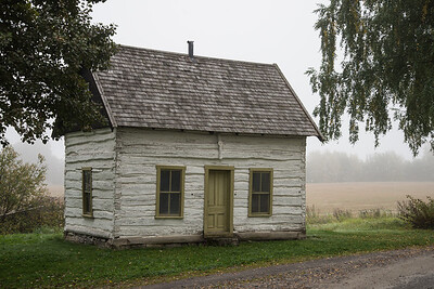 THE NORMAN CABIN