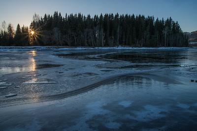 Steinsodden naturreservat 26/12/2015 --- Foto: Jonny Isaksen