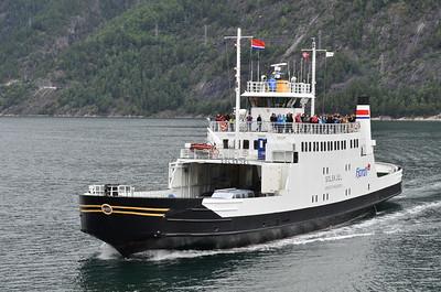 Norddalsfjorden  01/08/2013   --- Foto: Jonny Isaksen