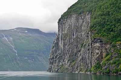 Geirangerfjorden  31/07/2013   --- Foto: Jonny Isaksen