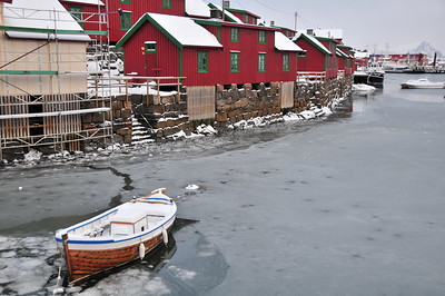 Stamsund 01/02/2010     Foto: Jonny Isaksen