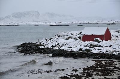 Eggum / Lofoten 28/01/2010     Foto: Jonny Isaksen