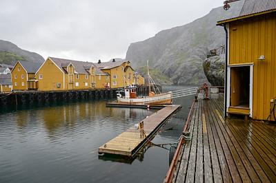 Nusfjord  29/06/2021 Foto: Jonny Isaksen
