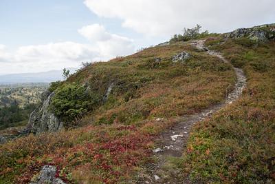 Fåberg Vestfjell   13/09/2014   --- Foto: Jonny Isaksen