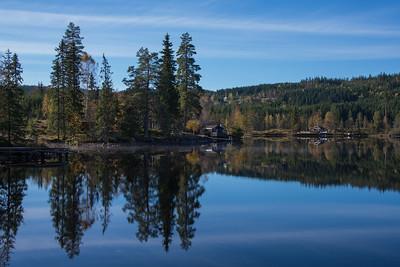 Skumsjøen   06/10/2016   -   Foto: Jonny Isaksen