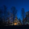 Bråstad kirke, Gjøvik  15/12/2015   --- Foto: Jonny