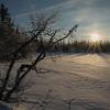 Onsrudvatna 27/12/2014   --- Foto: Jonny Isaksen
