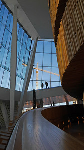 The Norwegian National Opera & Ballet / Den Norske Opera & Ballett Oslo 28/10/2016  --- Foto: Jonny Isaksen
