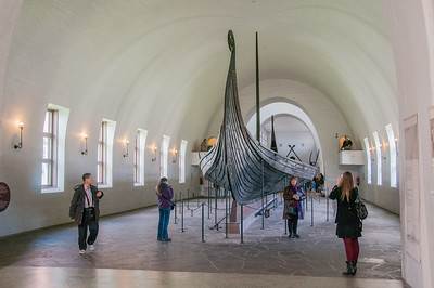 Vikingskipshuset Oslo 18/04/2014   --- Foto: Jonny Isaksen