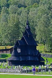Borgund Stavkirke   27/08/2017   --- Foto: Jonny Isaksen
