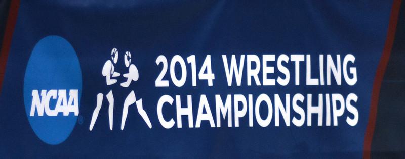NCAA WRESTLING CHAMPIONSHIPS 2014