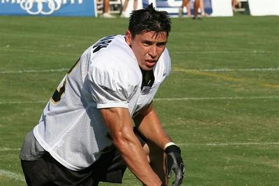 2007-08-07 Saints Practice