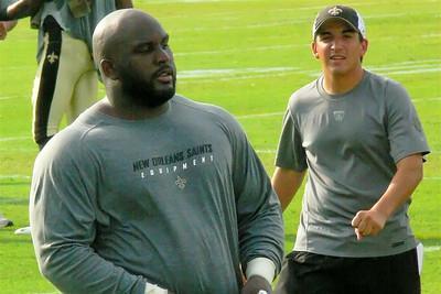 2008-07-31 Saints Practice