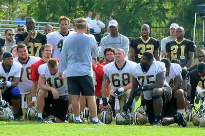 2008-08-05 Saints Practice