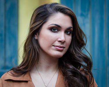 Model Portrait - Miss Tennessee