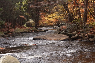 Black River in Hacklebarney State Park, NJ