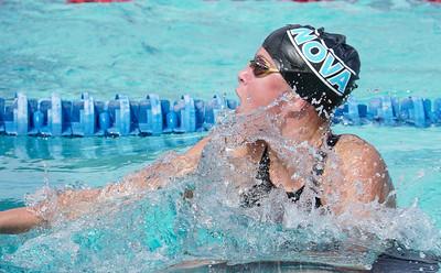 Alexandra Milisavljevic - 200m IM prelims - 2021 Sectionals - Fullerton