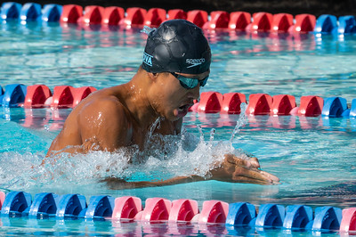 Elson Lee - 400m IM - 2021 Summer Sectionals