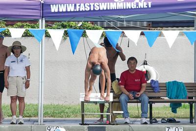 Elson Lee - 200m IM prelims - 2021 Sectionals - Fullerton