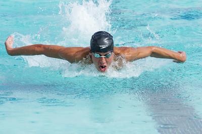 Kai Cernich - 200m IM prelims - 2021 Sectionals - Fullerton