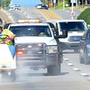 Kevin Harvison | Staff photo<br /> Progress continues on Carl Albert Parkway as road crews continue to work.