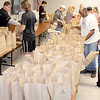 Submitted photo   <br /> Pittsburg County elected officals serve the annual Thanksgiving Dinner Thursday.