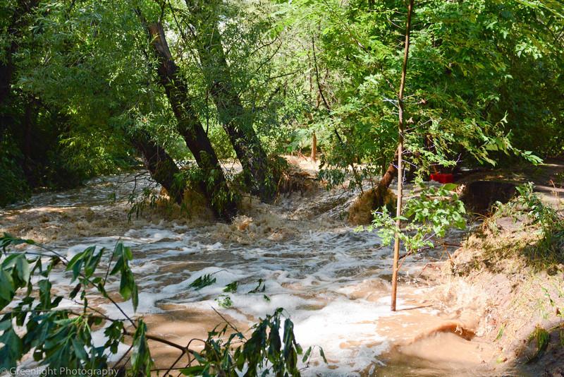 Boulder creek near 9th