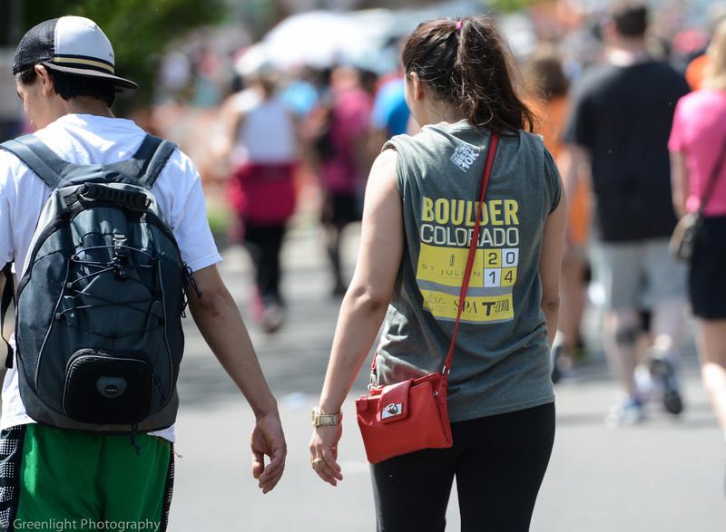 BolderBoulder - 2014