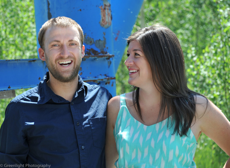 Dana and Bryan
