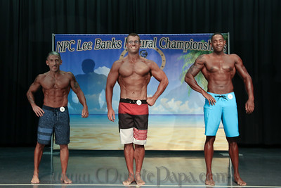 Gregory Whitehead Men's Physique #4