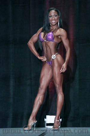 Joann Norwood IFBB Bikini Pro