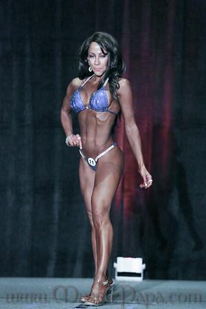 Lisandra McGrath IFBB Bikini Pro