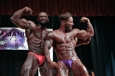 NPC Bodybuilding Finals