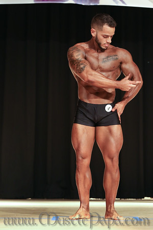 NPC Classic Men's Physique Finals
