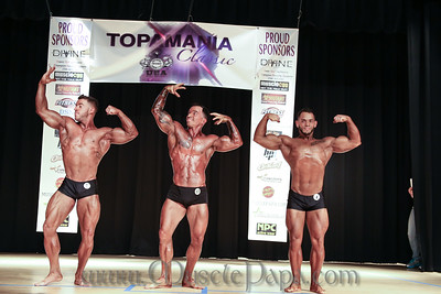 NPC Men's Classic Physique Prejudging