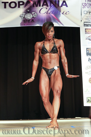 NPC Women's Physique Finals