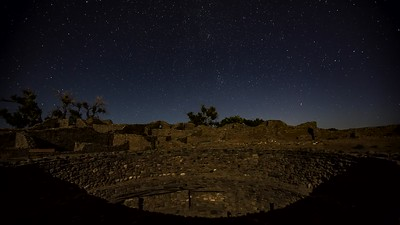 Aztec Ruins NightSky_MusicOnly