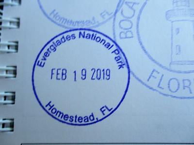 Everglades stamps