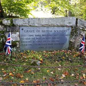 First British casualties in the Revolutionary War