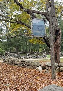 Old tavern sign