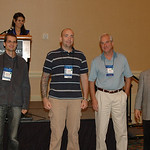 NPSC 2010 -- Wednesday August 4 : Breakfast sponsored by Mitsubishi, Management and Technical Training, Lunch sponsored by NEW, Keynote Address by Jim Bearden CSP, Cocktails sponsored by Service Net, Dinner sponsored by Sharp