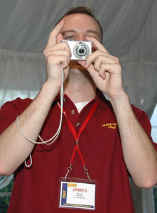 NESDA Graphic Designer/Associate Editor James Keesler snapped many photos during the week.