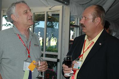 Paul Mount and Chris Fabian