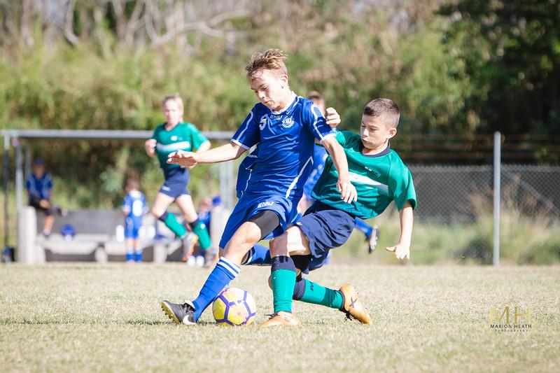 NQ SCHOOL BOYS FOOTBALL 2018