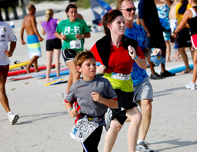 2010 jax, 1 MILE FUN RUN