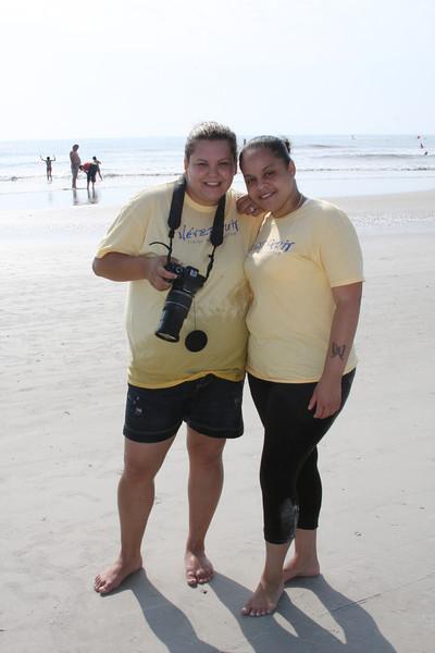 Neverquit 2011 volunteers
