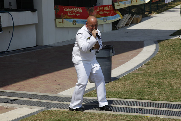 Neverquit 2011 Navy party