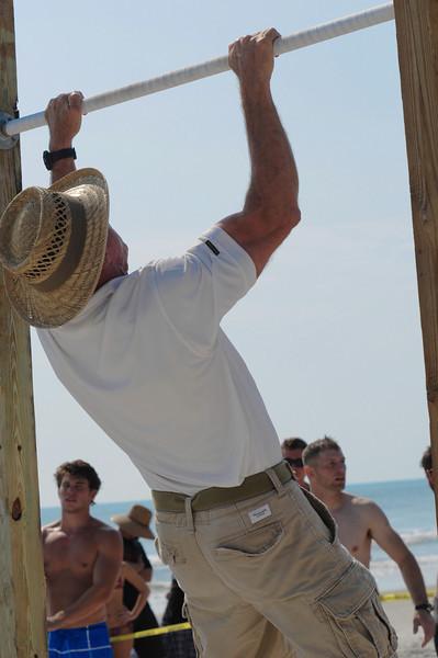 Neverquit 2011 Challenge pullups