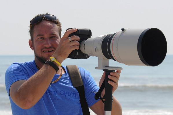 Neverquit 2011 Challenge volunteers